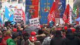 Italien: Proteste gegen Rassismus - und gegen Migranten