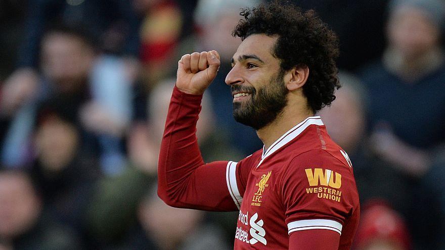 محمد صلاح يتشارك صدارة هدافي الدوري الانجليزي بعد هدفه في مرمى وست هام
