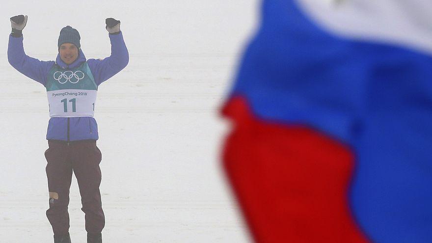 МОК готовит решение о российском флаге