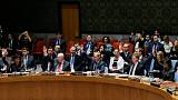 UN Security Council vote for ceasefire to Syrian bombing in eastern Ghouta