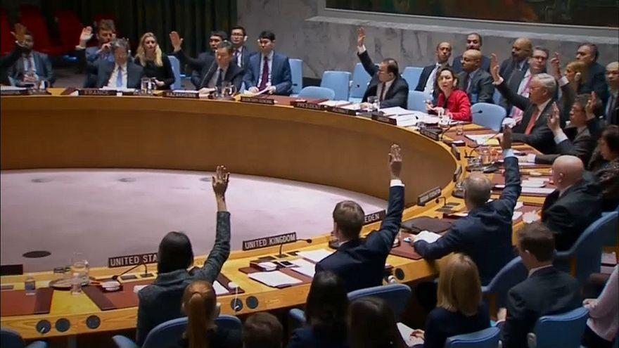 Syrien: UN-Sicherheitsrat fordert einstimmig 30 Tage Feuerpause
