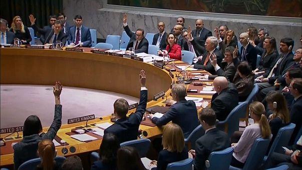 Conselho de Segurança da ONU adota resolução de cessar-fogo na Síria