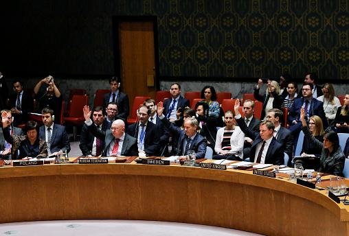 UN Security Council demands 30-day truce in Syria