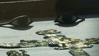 Ägypten: Antike Totenstadt mit 40 Steinsärgen entdeckt