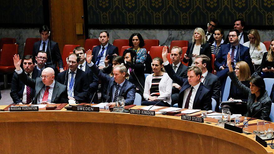 El Consejo de Seguridad pide un alto el fuego humanitario en Siria