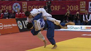 Segundo dia do Campeonato de Judo de Düsseldorf