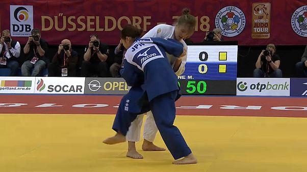 Judo-Grand Slam de Düsseldorf : le retour du roi Ono Shohei