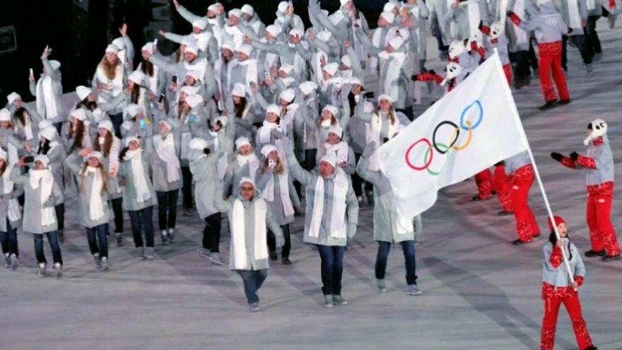 Rusya olimpiyatlara geri dönüyor
