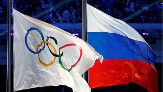IOC bans athletes from flying Russian flag at Pyeongchang closing ceremony