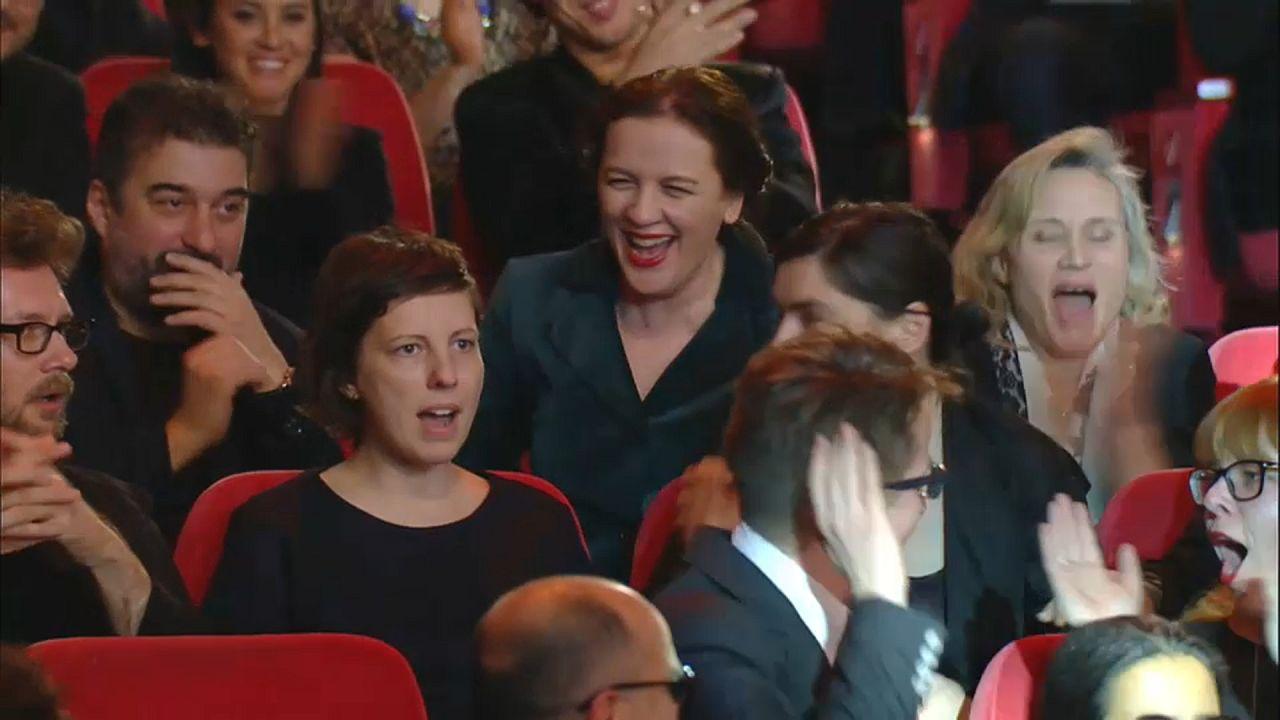 Romanian debut film stuns Berlin by winning Golden Bear
