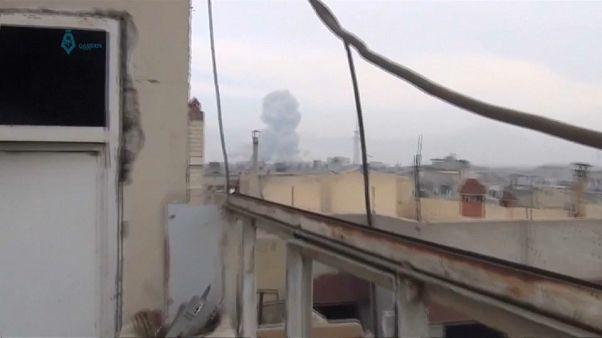 """Syrien setzt Angriffe auf """"Terroristengebiet"""" in Ost-Ghouta fort"""