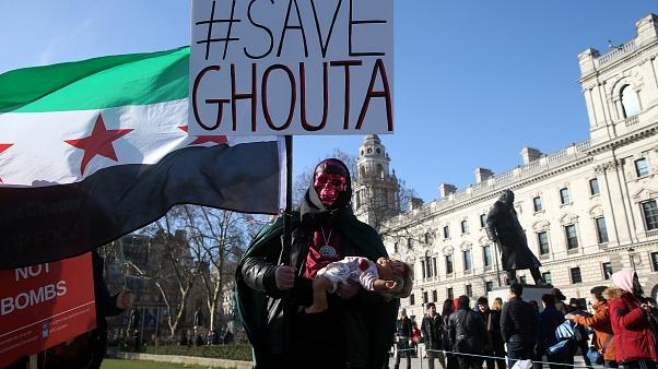 Pas de trêve de l'ONU pour la Ghouta orientale
