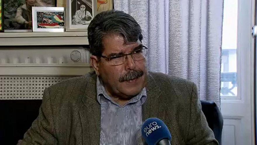 تركيا تسعى لتسلم الزعيم الكردي السوري صالح مسلم