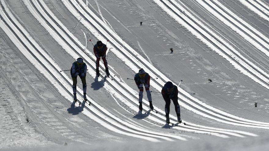 Χωρίς τη ρωσική σημαία η τελετή λήξης των Χειμερινών Ολυμπιακών Αγώνων