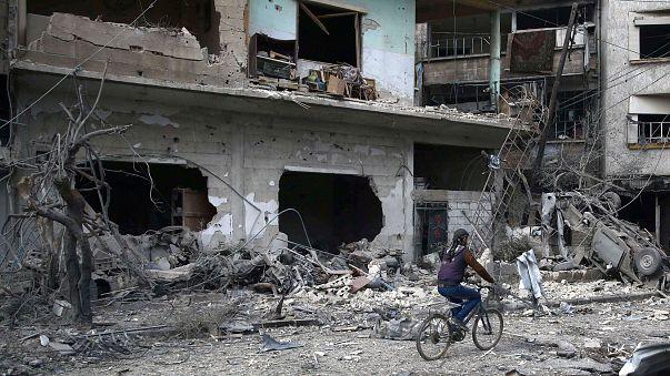 Siria: su Ghouta cadono ancora le bombe