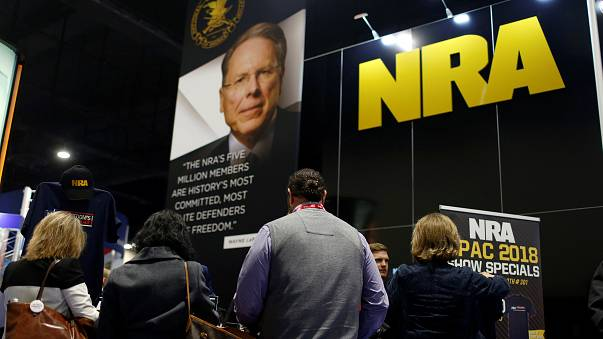US companies cut ties with the National Rifle Association