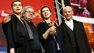 Berlinale ödülleri sahiplerini buldu