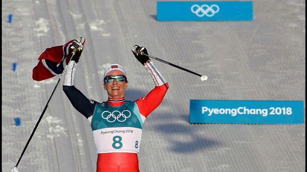 Marit Björgen, reina absoluta de los deportes de invierno