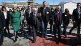 Ελλάδα: Ο Ιρλανδός πρόεδρος κοντά στους πρόσφυγες