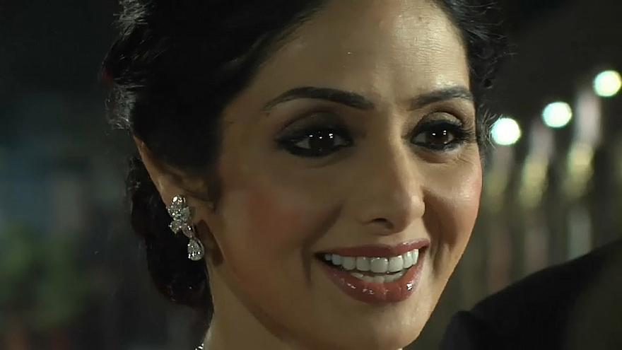 Bollywood mourns death of pioneering heroine Sridevi