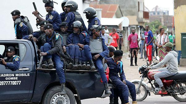 Kongo'da Joseph Kabila karşıtı gösteri