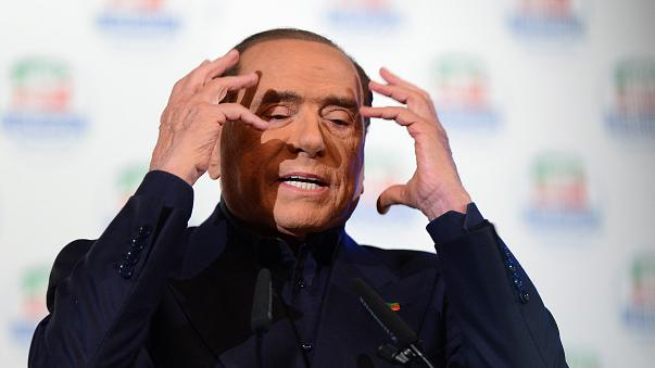 Italie : Silvio Berlusconi en force avant les législatives