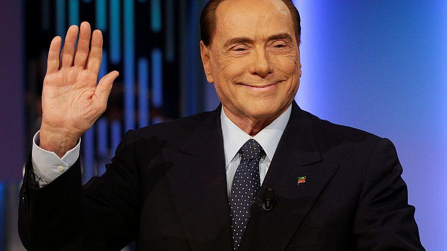 İtalya Eski Başbakanı Berlusconi yeniden sahnede