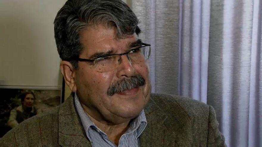 PYD'nin eski eş başkanı Salih Müslim gözaltına alındı
