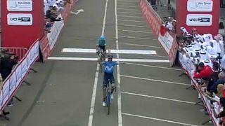 Valverde conqustou na derradeira etapa o primeiro lugar em Abu Dhabi