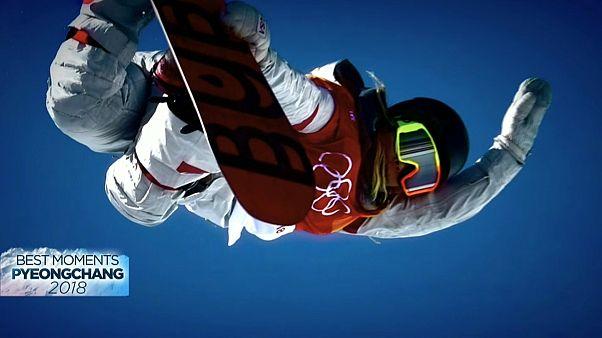 Olympischen Winterspiele Pyeongchang 2018: Die besten Momente