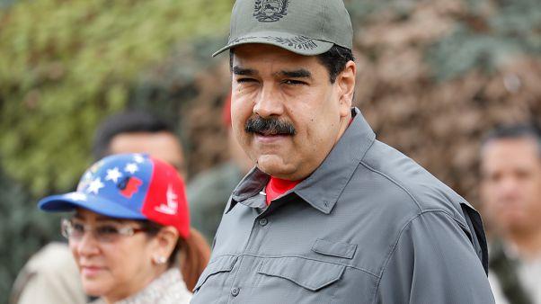 Nicólas Maduro elabora plano para proteger sistema elétrico do país