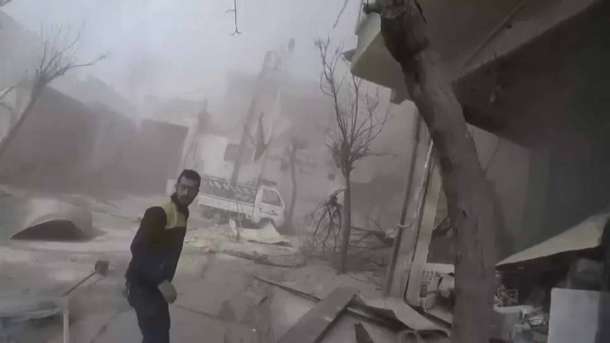 Aid agencies call for 'steps on the ground' after reports of continued bombardment in eastern Ghouta