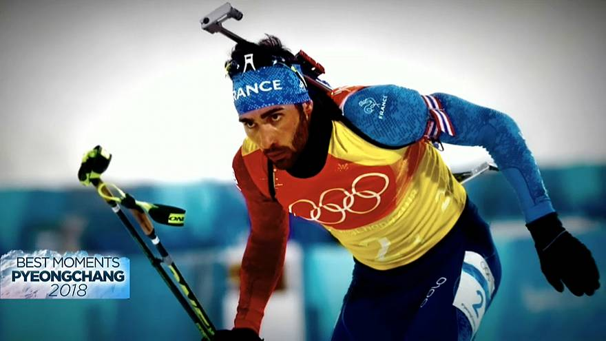 Martin Fourcade wins fifth Olympic title