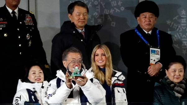 Winter Olympics: South Korea says North Korea may be more open to talks with the United States following the Pyeongchang games.