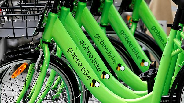 Gobee.bike shuts down services in France after 'mass destruction' of fleet