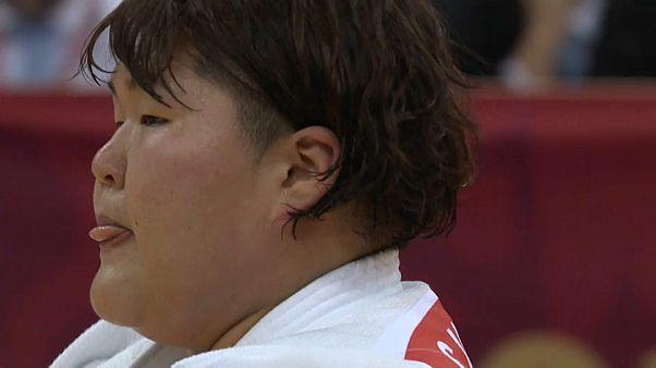 Judo: Grand Slam Dusseldorf, ancora tre medaglie d'oro per il Giappone