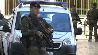 Két terrortámadást hiúsítottak meg a francia hatóságok