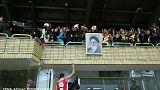 گزارش تصویری: زنان ایرانی به استادیوم سرپوشیده آزادی رفتند