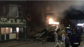 UK: police respond to large explosion in Leicester