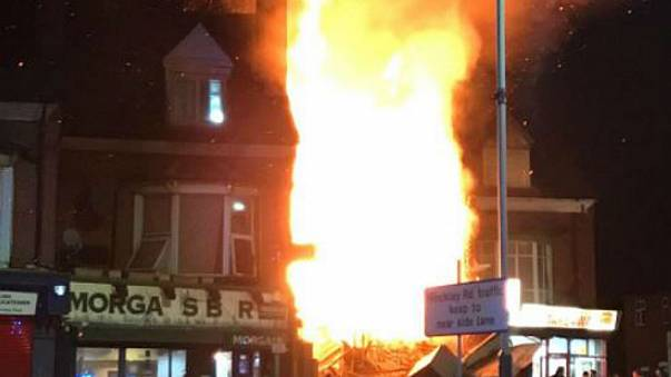 UK: Five dead after 'massive explosion' in Leicester
