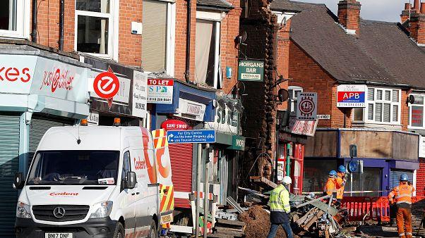 Mehrere Tote nach Hausexplosion im englischen Leicester