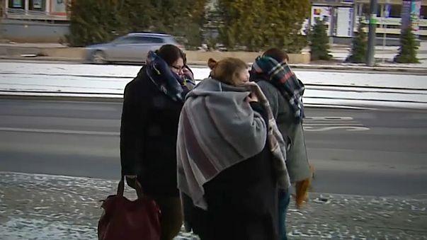 Из России... с холодом