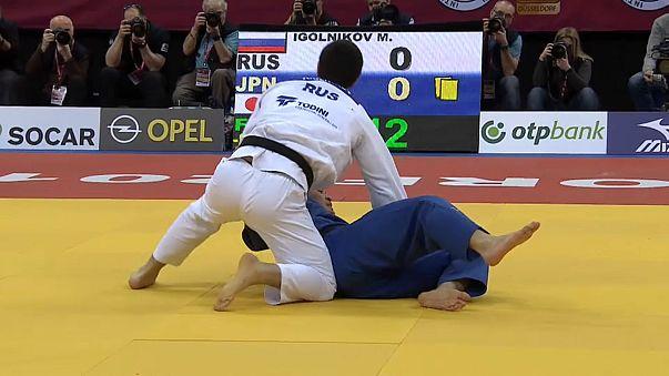 Termina Grand Slam de Judo de Dusseldorf