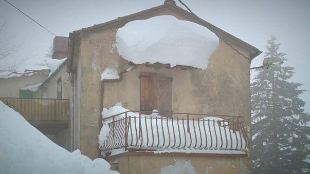 Europa enfrenta uma vaga de frio siberiano