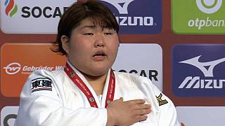El judo japonés se pasea en Dusseldorf