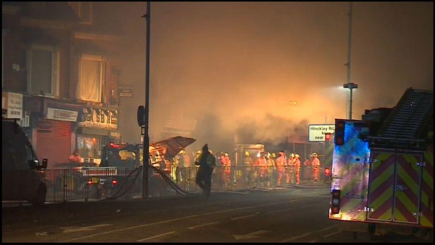 Esplosione a Leicester: 4 morti