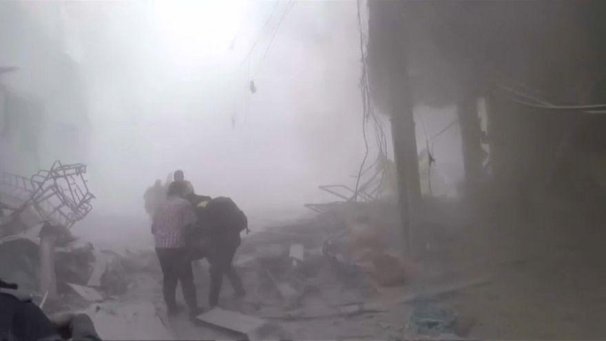 Ateşkes kararına rağmen Suriye'de silahlar susmadı