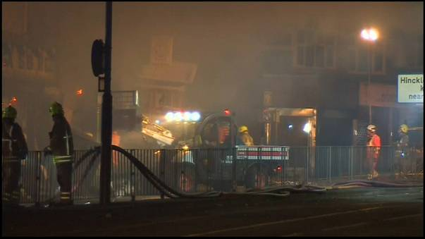 Leicester blast not terror-related say police