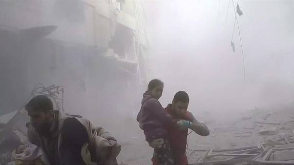 Siria: bombardamenti nelle ultime 24 ore, tregua violata