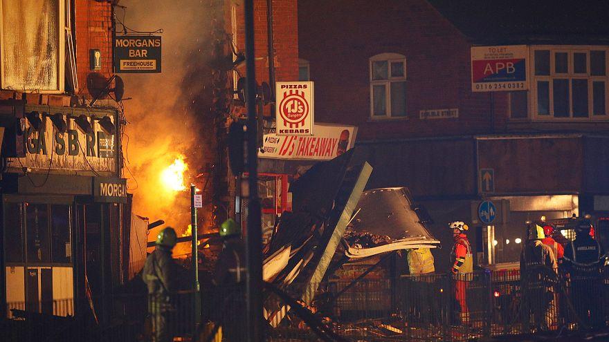 Explosion de Leicester : quatre morts
